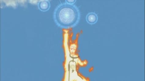 Planet Rasengan Naruto