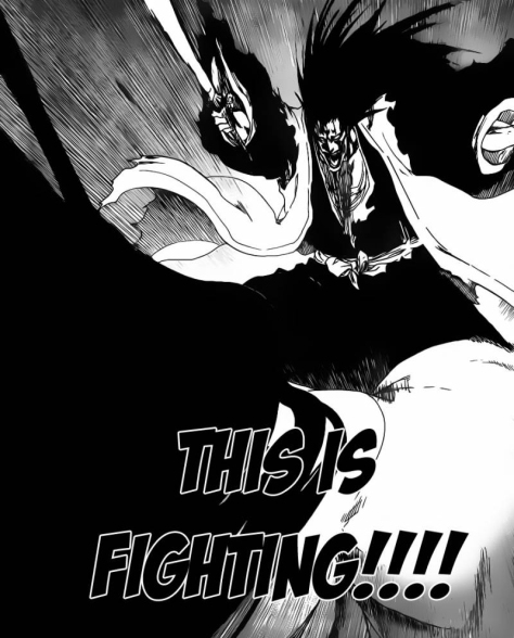 Zaraki vs Unohana Fighting!