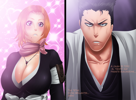 bleach_529___matsumoto_and_ishin_by_hikarinogiri-d5x729l