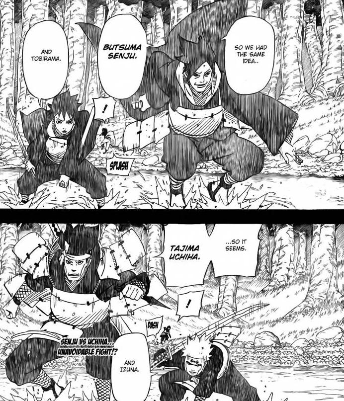 Madara and Hashirama's Connection Found – Naruto 623 | Daily