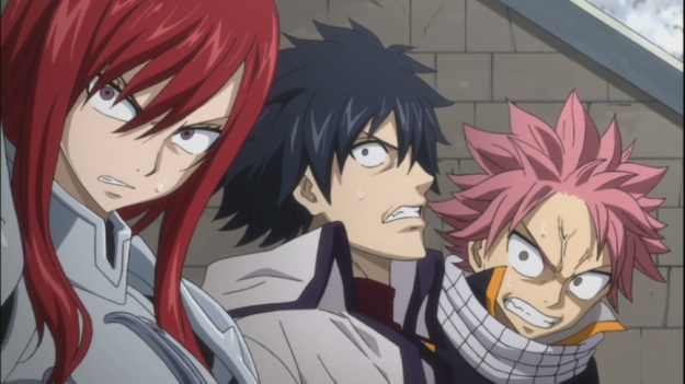 Fairy Tail pissed off