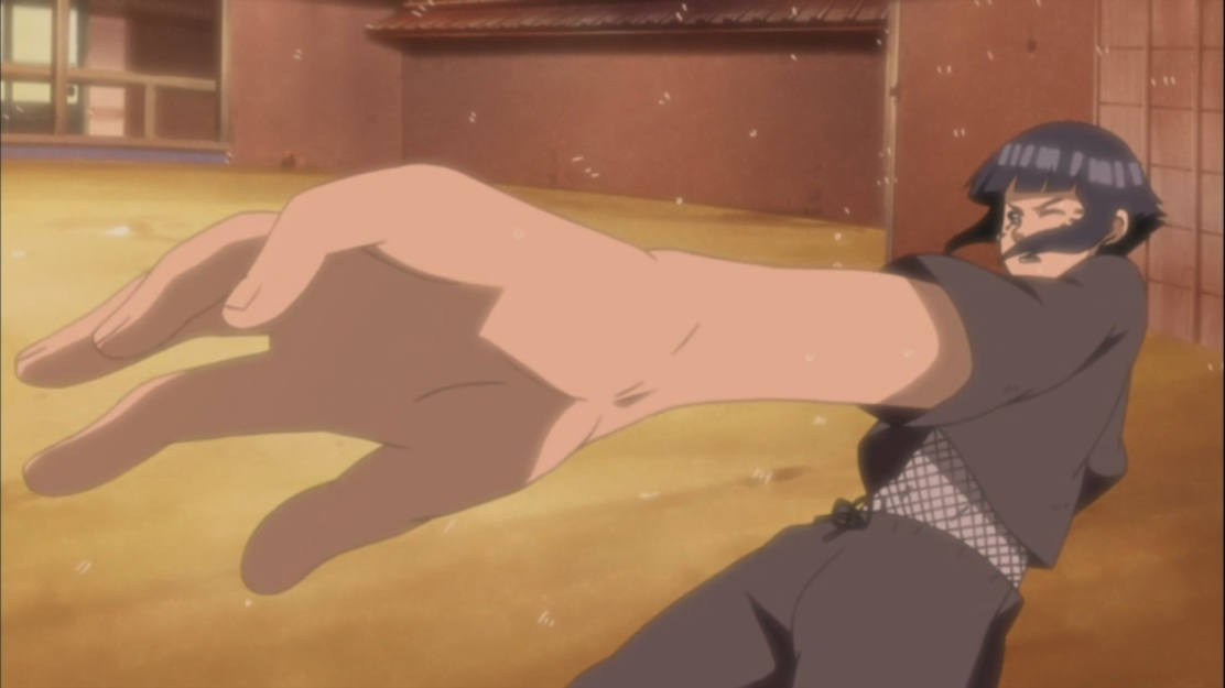 Hinata keeps on being put down