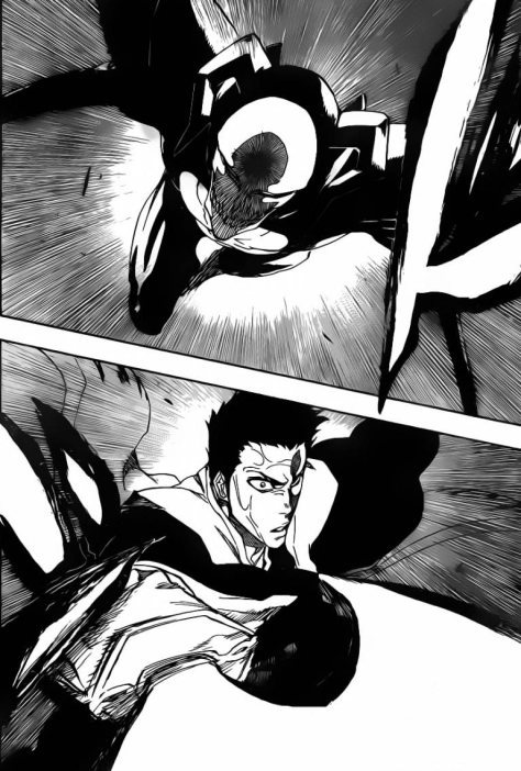 Isshin vs Black Hollow