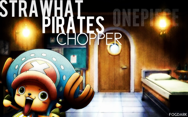 straw_hat_pirates__chopper__by_fogdark-d5wf7cl