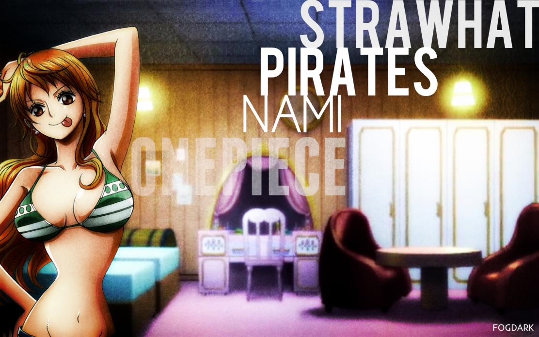 straw_hat_pirates__nami__by_fogdark-d5wmpu3