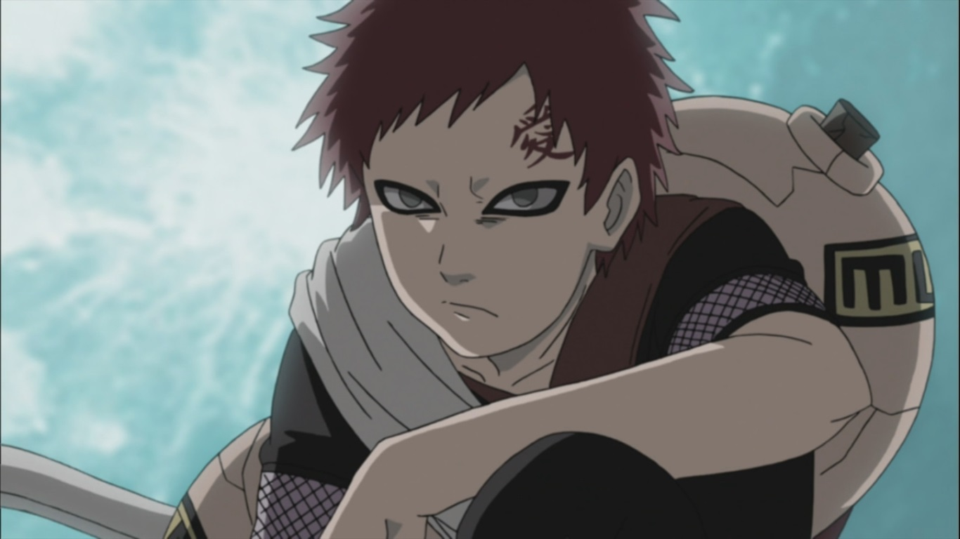 gaara shippuden - photo #46