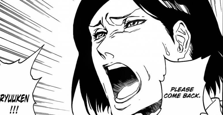 Ryuken called by Aunt