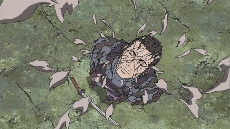 Tatewaki Edo Tensei disappears