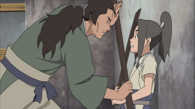 Tatewaki vs Naruto Shu