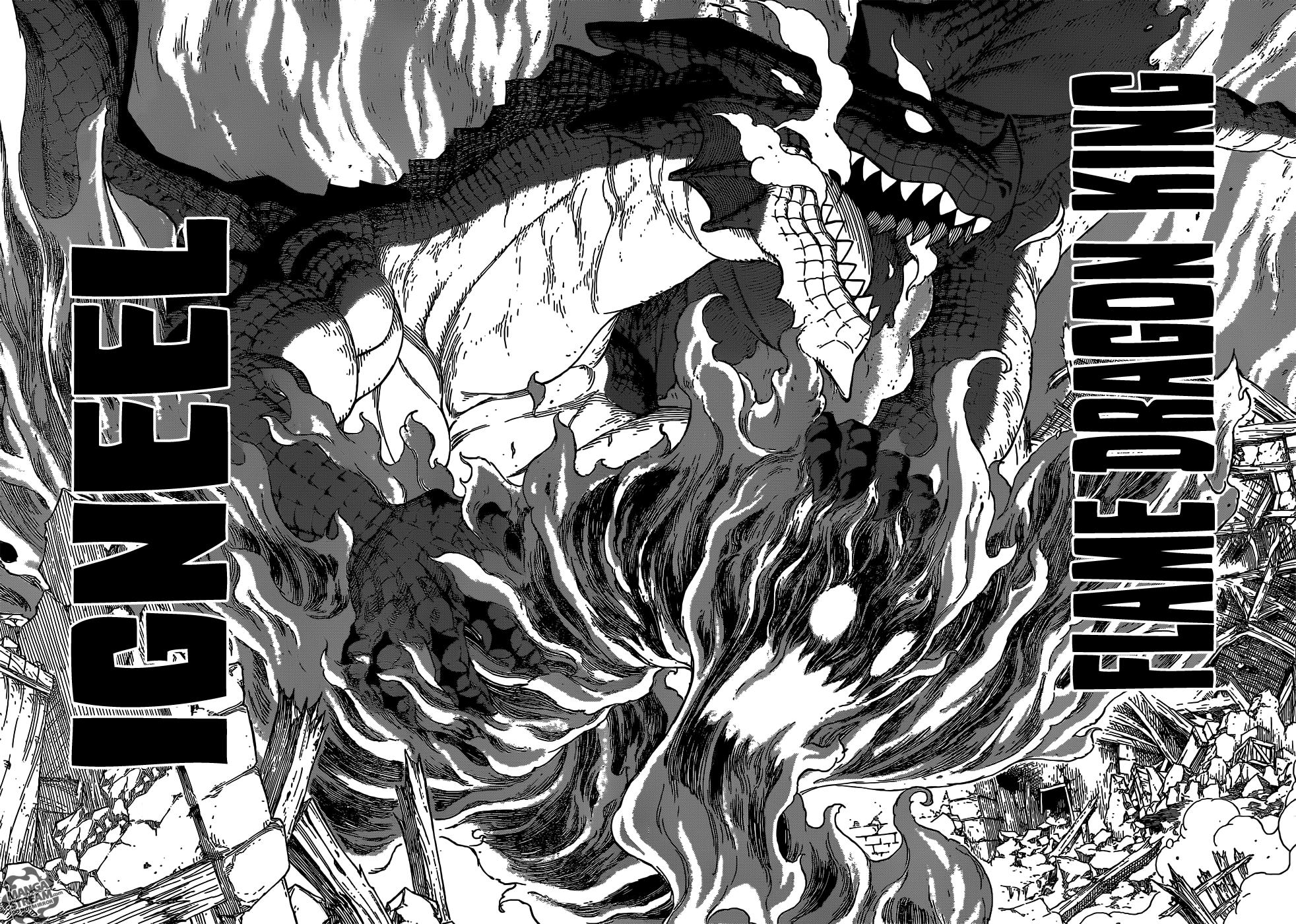 Natsu S Fire Dragon Friend Flame Dragon King Fairy Tail