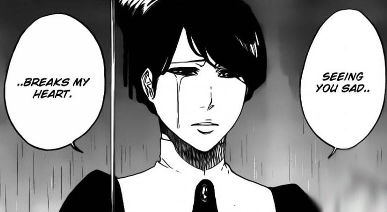Katagiri is sad