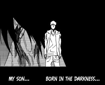 My Son Born in the Darkness Ichigo Yhwach