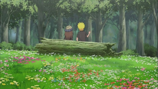 Naruto and Yota friends
