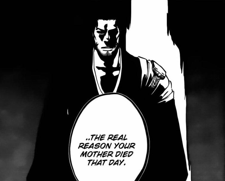 Real Reason why Masaki died