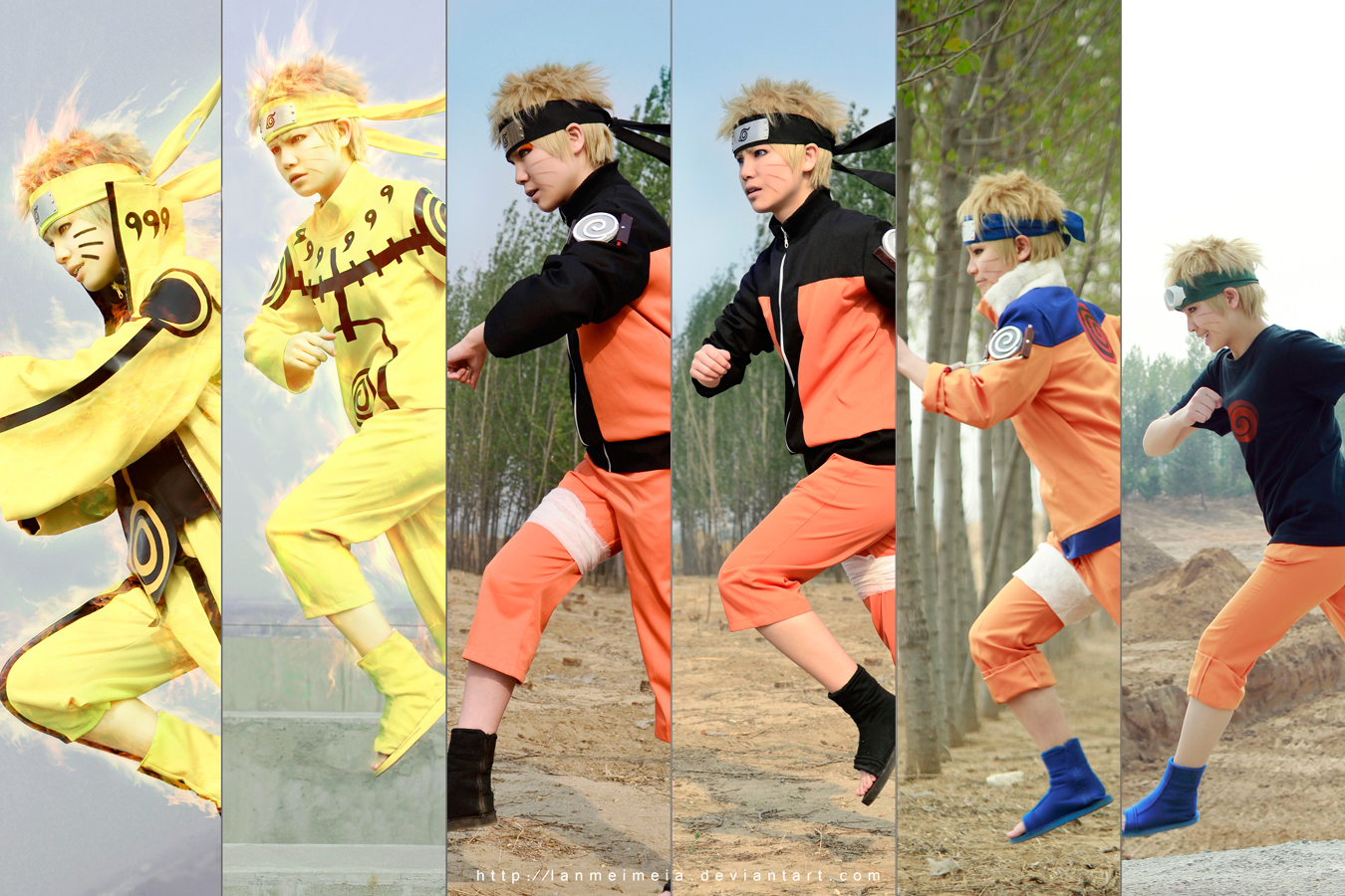 Best Naruto Uzumaki Cosplay