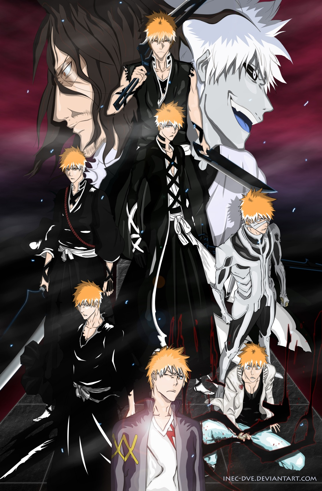 ichigo_evolution_2_____bleach_424___543____by_inec_dve-d6b3rb9