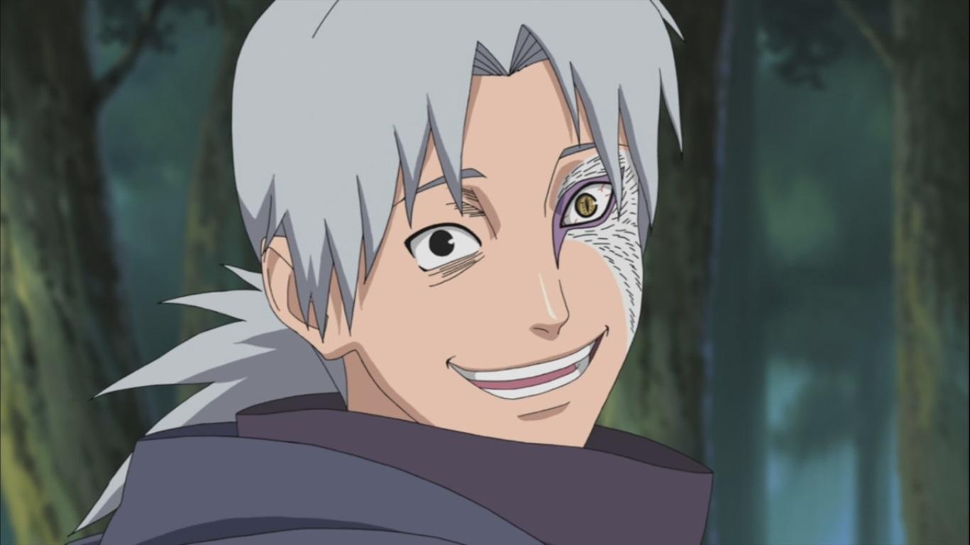 Naruto Kabuto