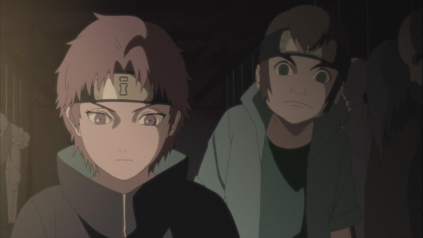 Fairy Tail Manga Sasori And Chiyo S Relationship Naruto Shippuden 319
