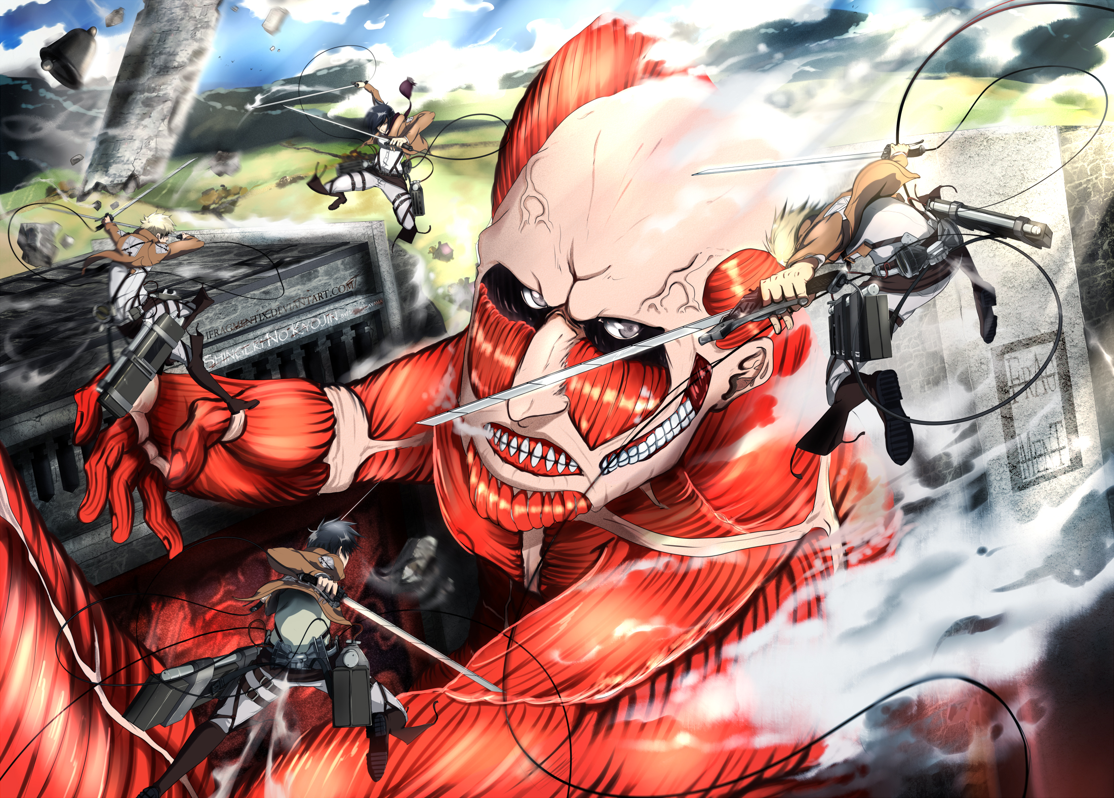 shingeki_no_kyojin___attack_on_titan_by_ifragmentix-d66mkr6