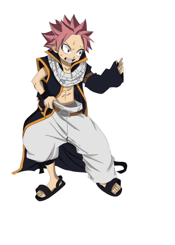 Fairy Tail Natsu Dragneel Full Body | www.pixshark.com ...