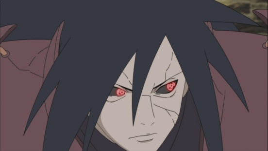 Madara can see everything