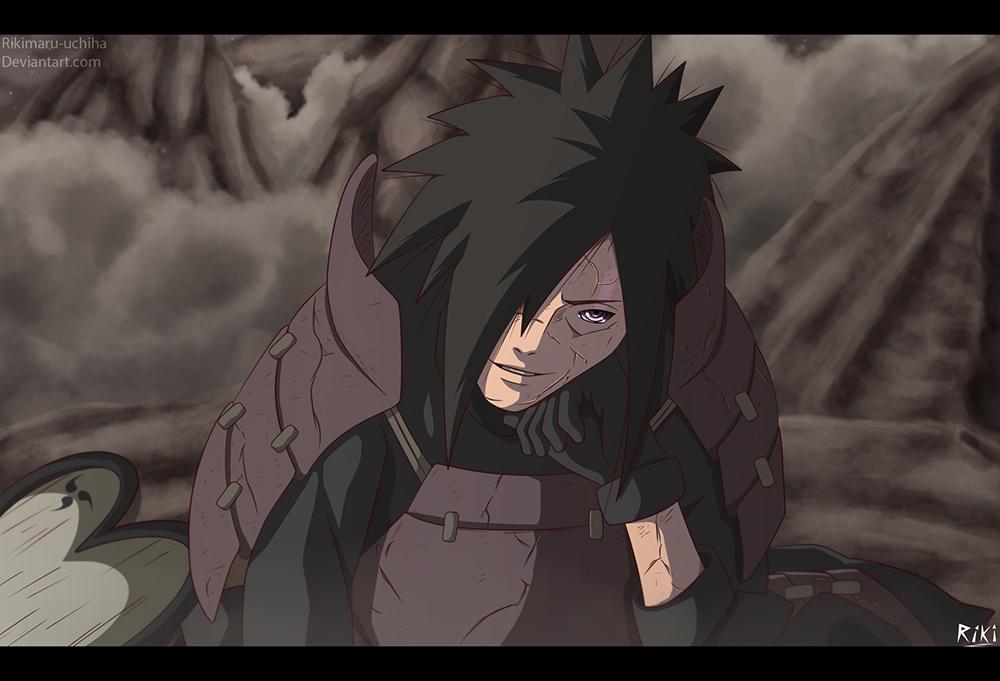 Obito The Ten Tails Jinchuuriki! Minato Sensei – Naruto ...