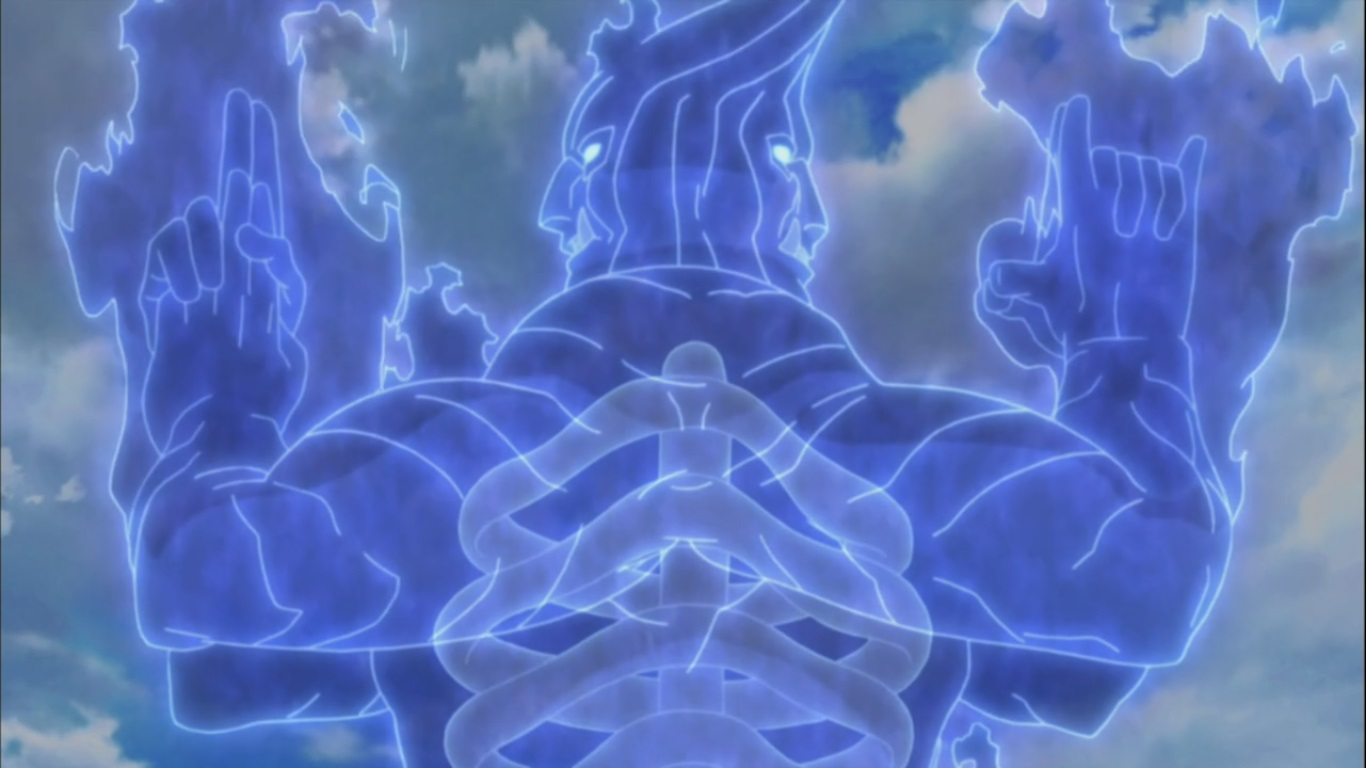 Madara Attacks! Susanoo and Wood Style – Naruto Shippuden ...