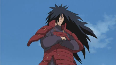 Uchiha Madara Arrives