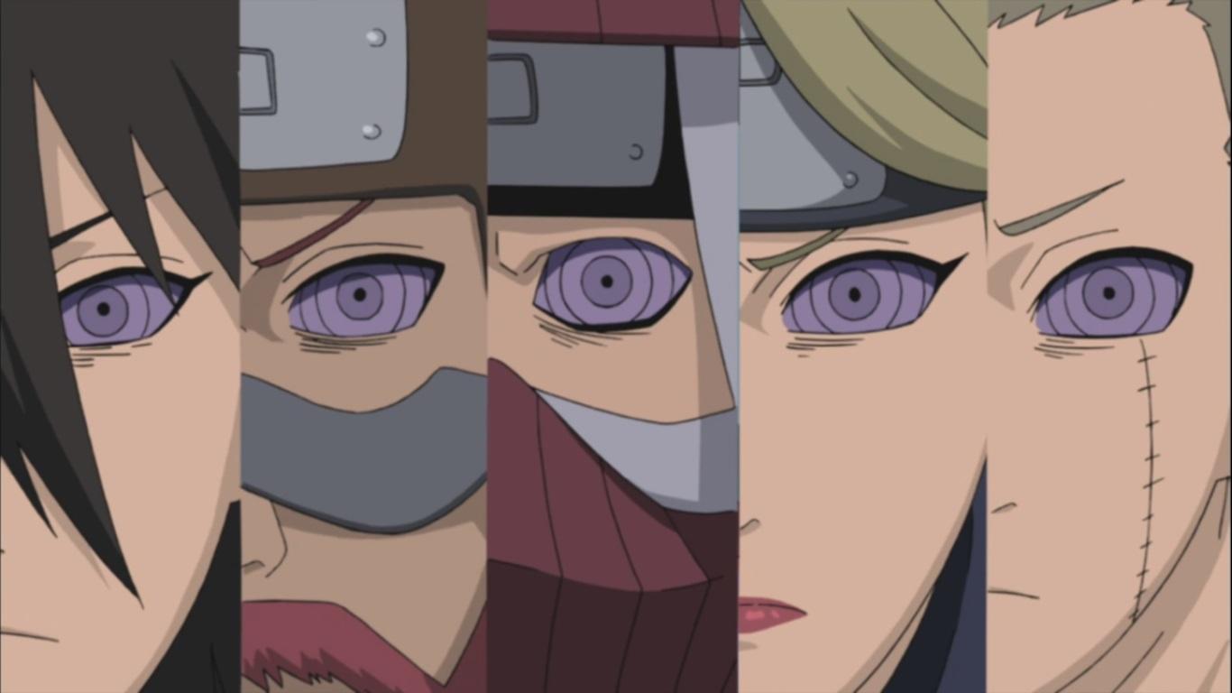Naruto Rinnegan