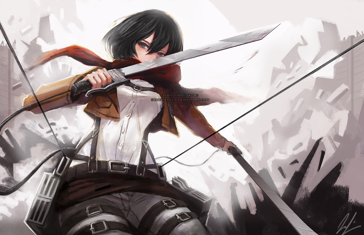 8 Fantastic Attack On Titan Wallpapers Daily Anime Art