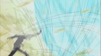 Naruto's massive Rasengan