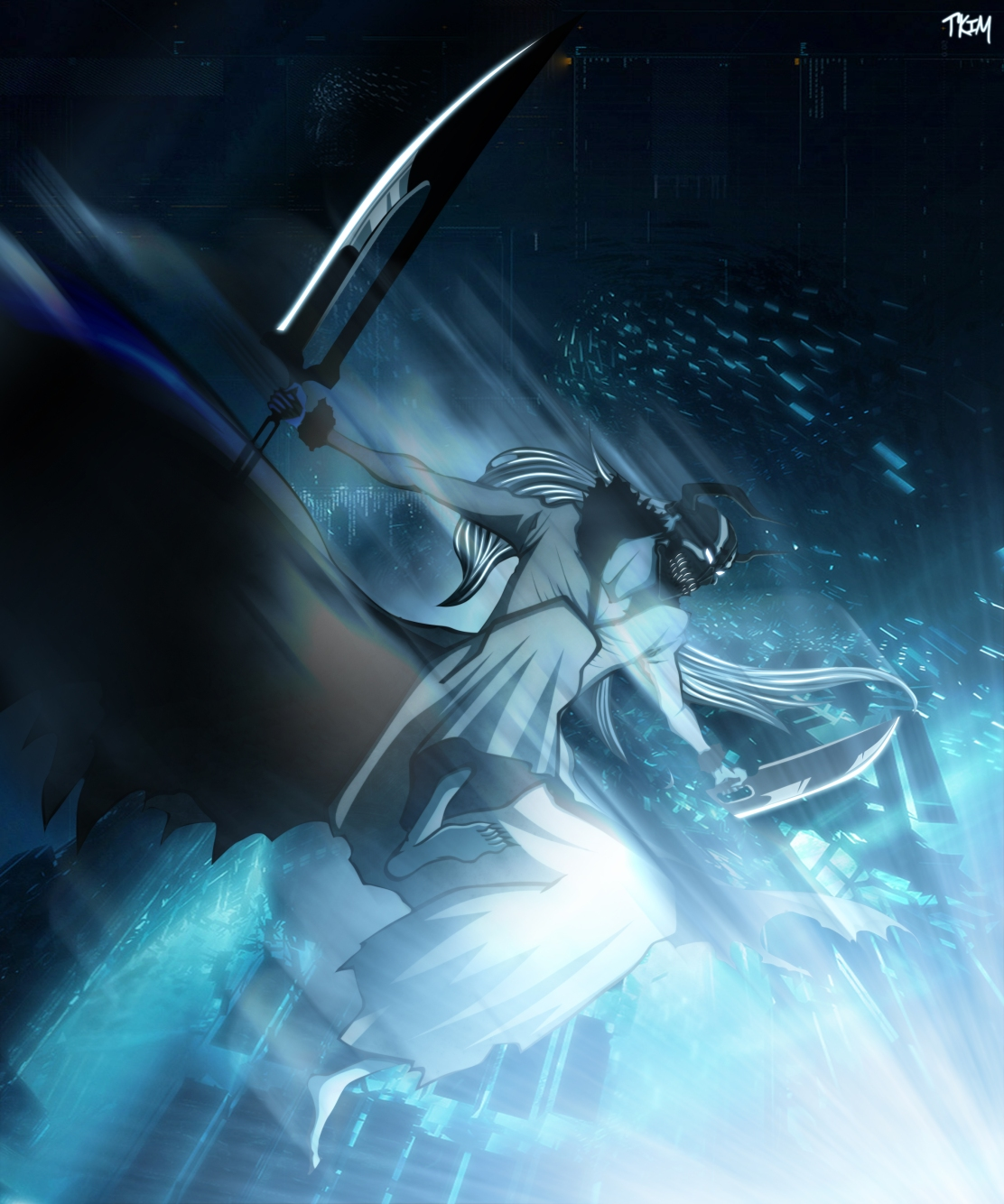 Hollow With A Blade – Hollow Ichigo Kurosaki