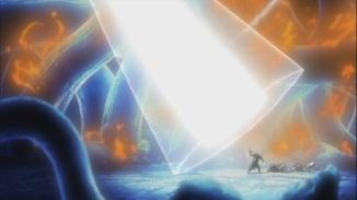 Onoki's particle jutsu