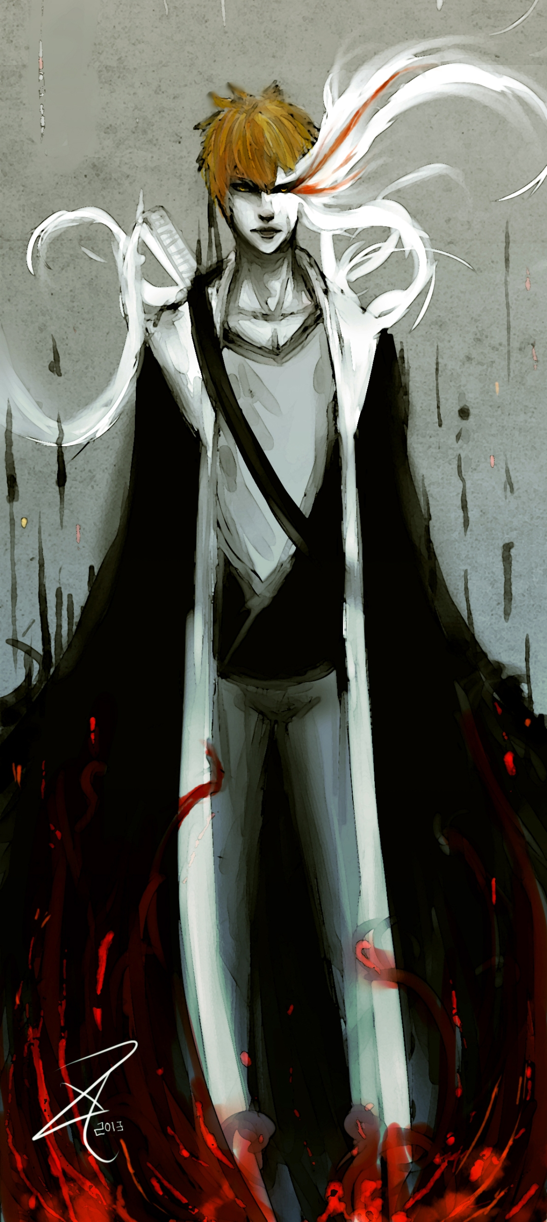 red_white_black_by_vyxinzhe-d6o8cb3