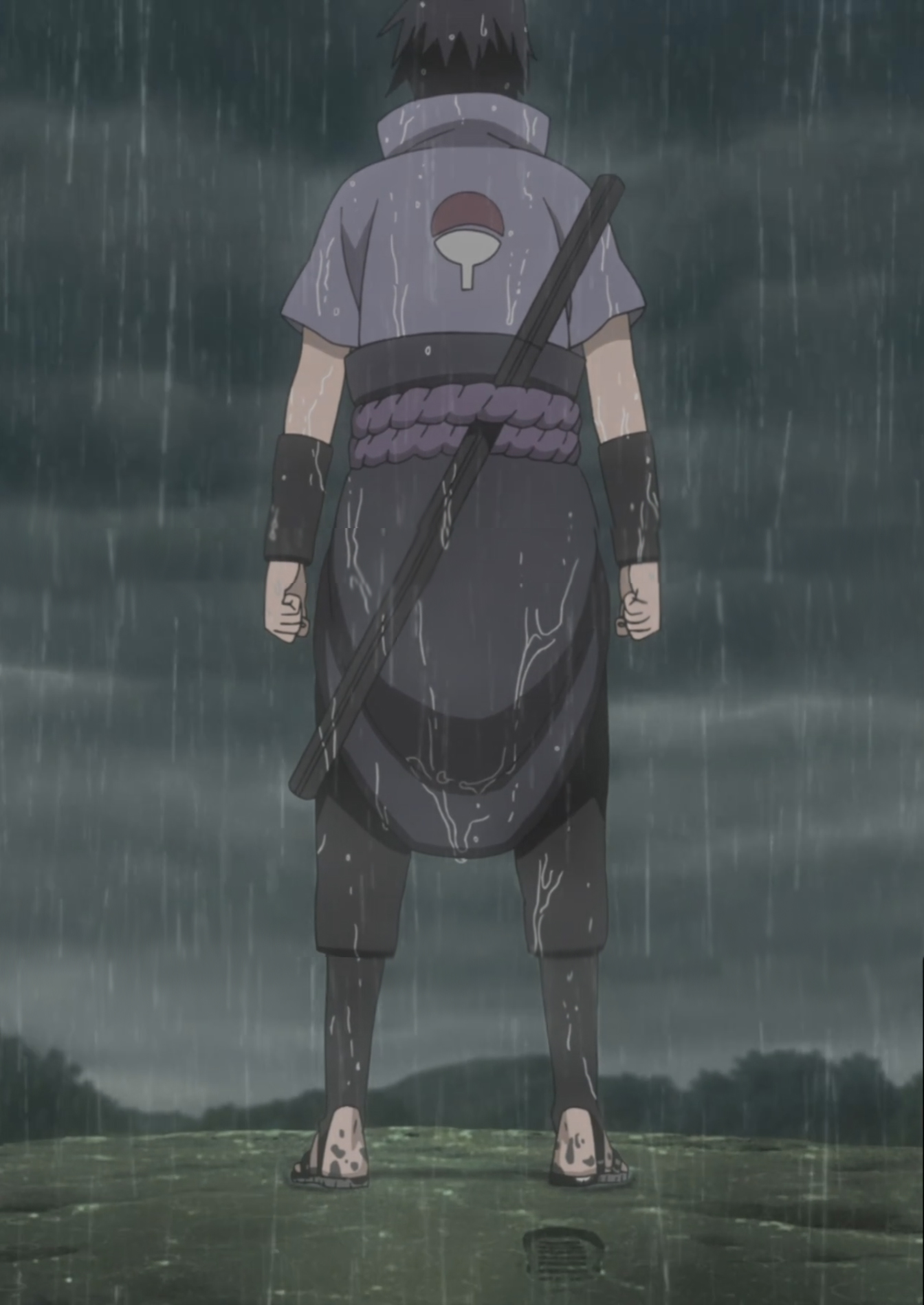 Sasuke Goes To Battlef...