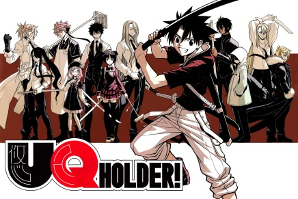 Read UQ Holder (Manga)