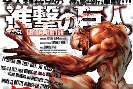 The Titan's Child – Shingeki No Kyojin: Before The Fall 1(Thoughts)