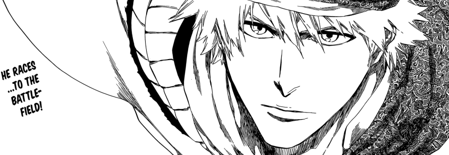 Ichigo goes to fight Quincy