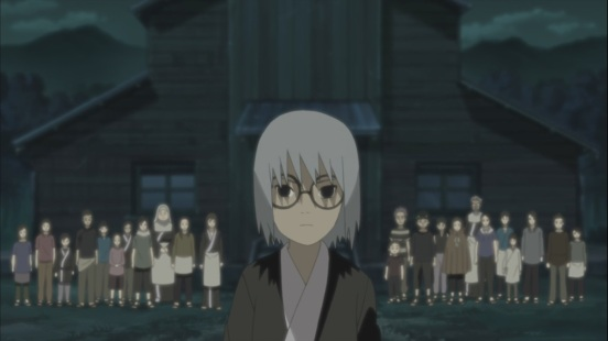 Kabuto leaves Orphanage
