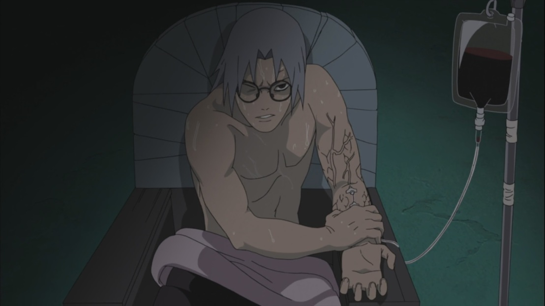 Kabuto turning himself to Dragon Mode