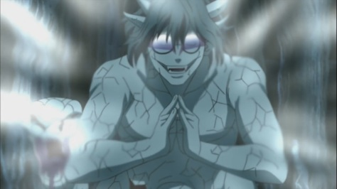 Kabuto's Dragon Mode Activated