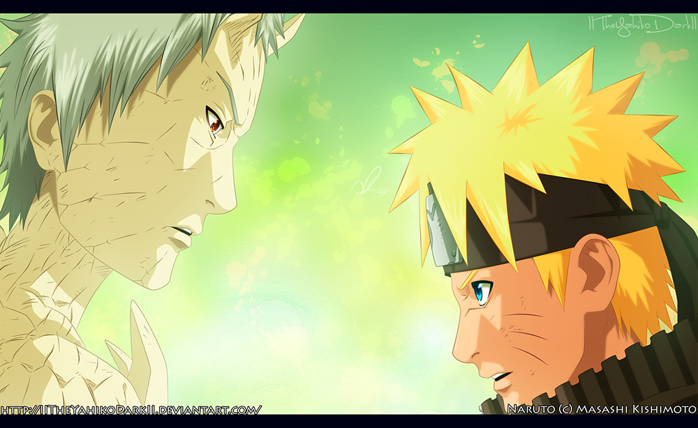 Naruto and Obito's Dream! Rin Watches Over – Naruto 653 ...