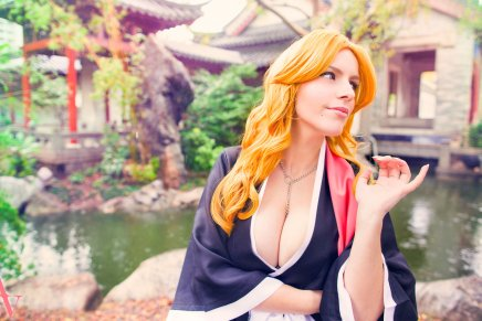 Top 10 Bleach Female Cosplay