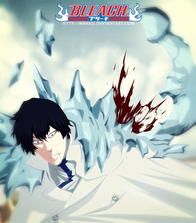 Daiguren Hyourinmaru Hollowfied