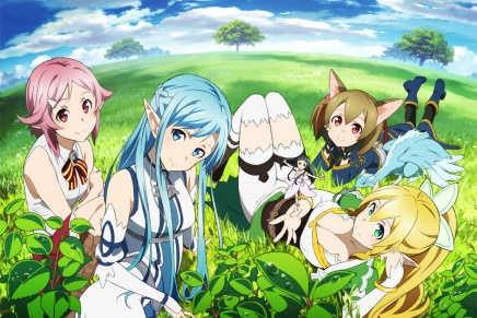 Sword Art Online Extra Footage Scheduled For December 31st