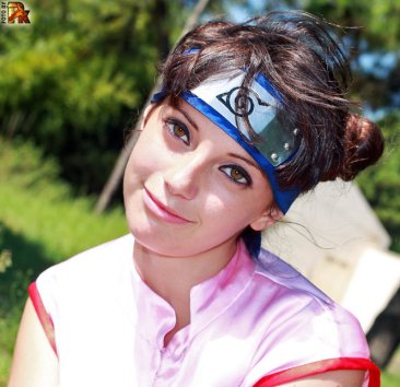 Tenten Naruto Cosplay 2 by AliceCosplay
