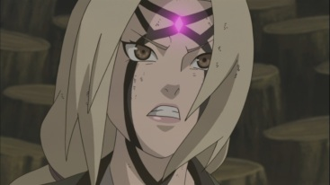 Tsunade ready to fight