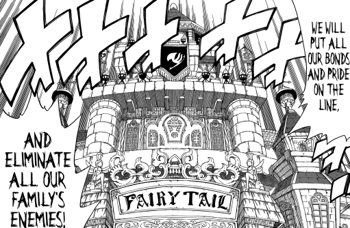 Fairy Tail ready to go against Tartarus