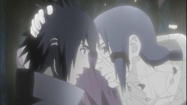 Itachi loves Sasuke
