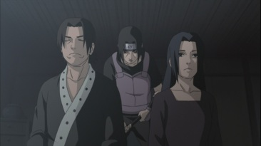 Itachi to kill Mother and Father